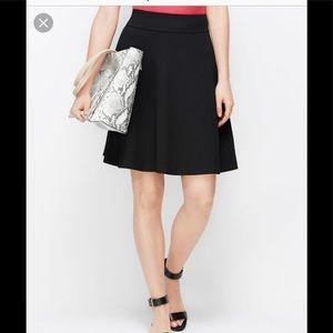Ann Taylor circle skirt
